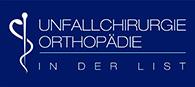 Orthopädie und Unfallchirurgie List